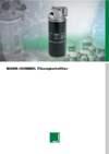 mann hummel liquid filters
